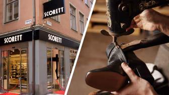 Scorett tar sitt andrahands-koncept Reuse ut i fysisk butik när man nyöppnar på Drottninggatan i Stockholm