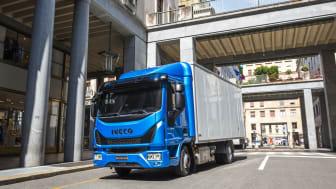 New Iveco Eurocargo: Lastbilen som byen elsker