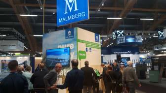 Malmberg ställer ut på VA-mässan 2022 Välkommen!