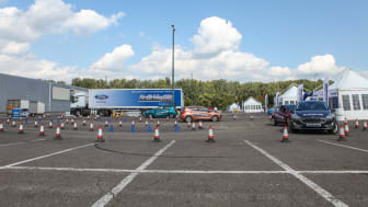 A Ford Driving Skills for Life Budapesten