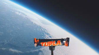 Tupla kuvattiin ensimmäisenä suomalaisena suklaabrändinä avaruudessa