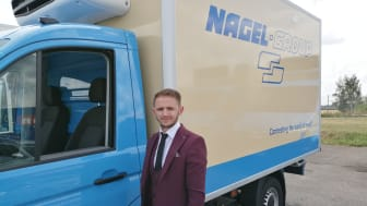 Arthur Ebel, Supervisor Fleet in Corporate Procurement & Fleet Management of the Nagel-Group, is convinced by the service portfolio of the telematics specialist idem telematics.