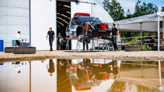 Audi RS Q e-tron (Dakar Rally)
