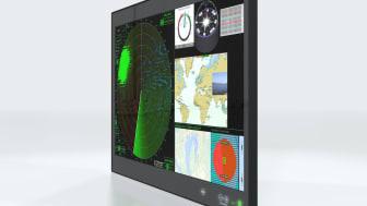 """High res image - Hatteland Display - 32"""" Series X Multi Vision Display"""