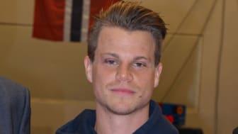 Stian Bagroen vant kongeåpkalen i karate