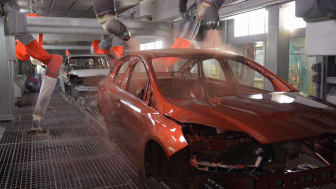 Ford sänker koldioxidutsläppen med 37 procent per fordon – en minskning på ytterligare 30 procent planeras enligt ny rapport