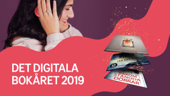 Det digitala bokåret 2019