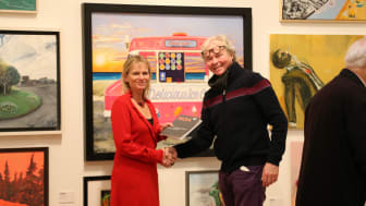 Schreur and Kate Thorpe of NOAC at the Royal College of Art