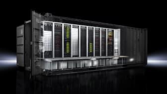 Industri 4.0 applikationer och Edge scenarier kräver korta latenstider, vilket gör IT-containeren till ett utmärkt datacenter. IT-resurser kan skapas snabbt och säkert tack vare nyckelfärdige IT-containere från Rittal.