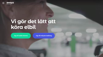 Eways lanserar ny hemsida