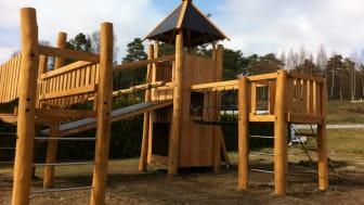 Temalekplats från Woodwork AB