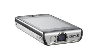 Samsungpremiär: pekskärmsmobiler, ekomobil, hd-mobil, projektormobil och vattentät mobil