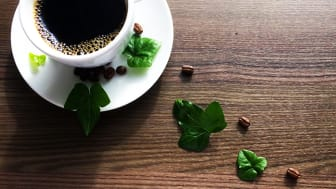 Välj ett gott kaffe, med en godare eftersmak.