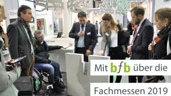 Geführte Messerundgänge für Architekten und Planer zum Thema Barrierefreies Bauen & Inklusion
