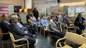 """BdS-Workshop """"Design Thinking"""" beim Ausbildertreffen 2019"""