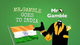 Mr.Gamble takes on Indian