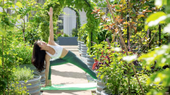A unique wellness journey at Singapore's first garden-in-a-hotel