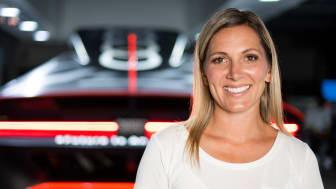 Digital världspremiär: Audi RS Q e-tron till Dakarrallyt