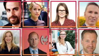 Här är samtliga medlemmarna i juryn som korar vinnaren av Venture Cup Startup of the Year 2017