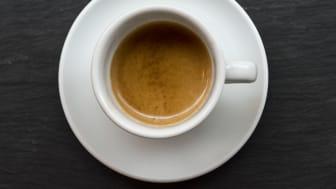 Second Shot på kaffesump