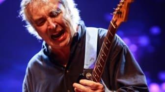 Bluesrockartisten Mick Clarke är klar för Östersjöfestivalen