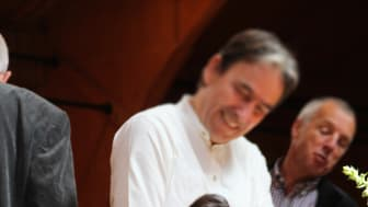 World Goetheanum Association Petra Derkzen Helmy Abouleish _ by Heike Sommer