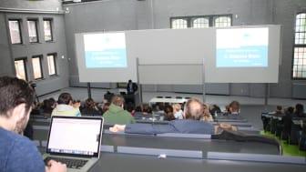 Eröffnung der Wissenschaftswoche im Audimax.