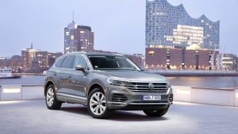 Touareg V8 TDI imponerer i emissionstest – 75 % under Euro 6-grænseværdien