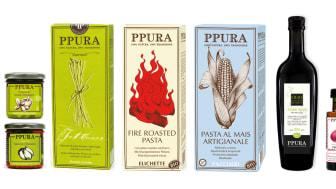 Ppura – Ekologiska italienska delikatesser