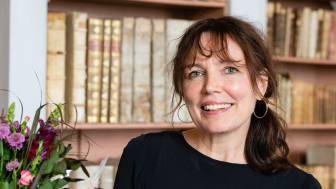 Professor Sofia Näsström, Disapristagare 2021.