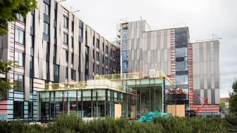 Endringen i byggmarkedet er varig og Enova avvikler derfor investeringsstøtten til energieffektivisering i bygg. (Foto: Enova)