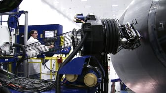 Norwegian Boeing 787-9 Dreamliner put together quickly