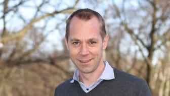 Erik Furusjö, forskare vid IVL Svenska Miljöinstitutet och adjungerad professor i energiteknik vid Luleå tekniska universitet.