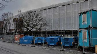 Byggmästargruppen har fått förtroendet för en byggentreprenad i byggnad 39, Danderyds Sjukhus av Stockholms läns Landsting genom Locum AB.