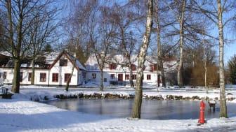 Skattejagt for børn og deres voksne med både Mothsgården og Vedbækfundene i hele vinterferien