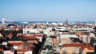 Idag invigs Malmö stads första vindkraftverk!