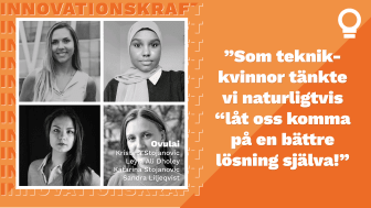 Ovulai finalist i Innovationskraft
