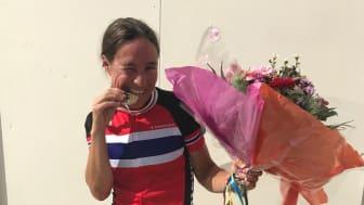 VM Esport Kristin Lucie Falck 2