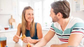 66 % spotřebitelů vnímá snack jako chvilku pro sebe, kdy se mohou odměnit a cítit spokojenost.
