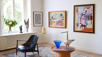 Ett urval av höjdpunkter inför de kommande slagauktionerna Contemporary Art & Design och Modern Art + Design