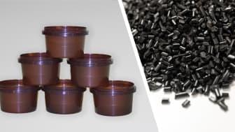Emballator Innovation Center testar nytt biobaserat material