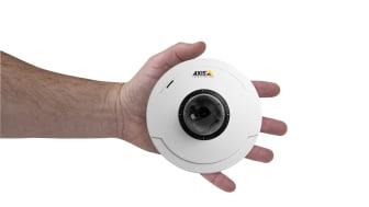 Axis introducerar världens minsta HDTV pan/tilt/zoom kameror som hjälper affärer förbättra sin försäljning