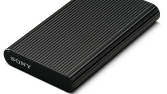Sony announce new SSD series for fast and compact data storage
