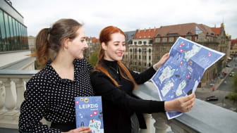 Stadterkundung mit dem Facebook Community City Guide Leipzig  - Foto: Andreas Schmidt
