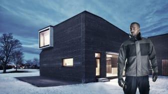 Snickers Workwear lanserar en ny vattentät vinterjacka