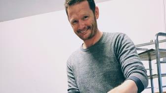 Jacob Lænsø, projektleder Chef Holmgaard