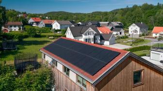 Elgiganten och Otovo ger svenskar möjligheten att producera egen el