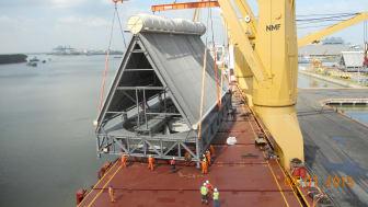Big cargo, small room for error