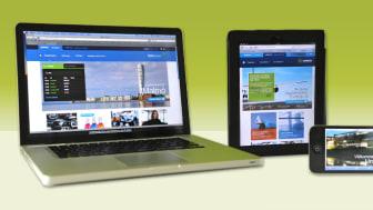 Nya webbplatser för svenska flygresenärer