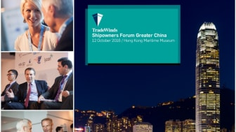 Finance in focus at TradeWinds Shipowners Forum in Hong Kong.